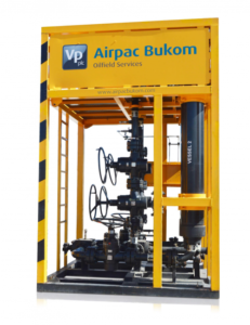 Airpac Bukom Sand Filtration Unit